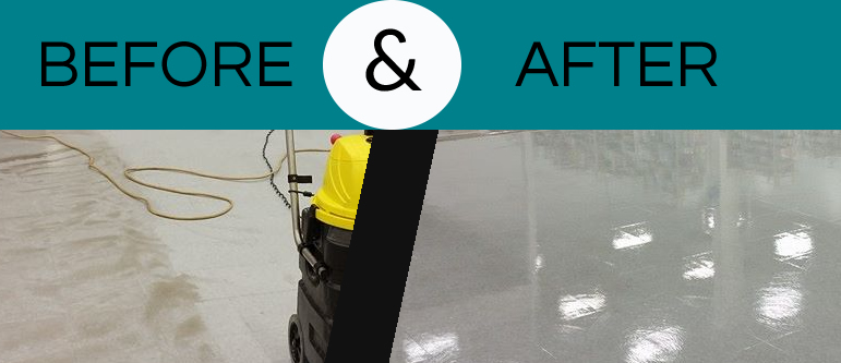 Waxing And Stripping Floor Company Buffing And Waxing Services